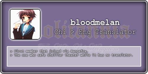 bloodmelan