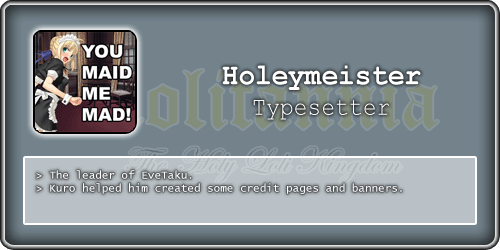 Holeymeister